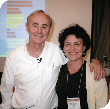EFT Founder Gary Craig and See Within Founder Stephanie Slater